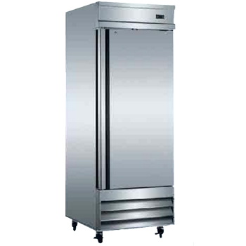 Reach-in 1-Door Stainless Steel Refrigerator (XCFD1RR / XCFD1RR-E)