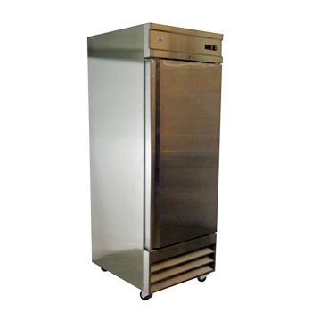 Reach-in 1-Door Stainless Steel Freezer (XCFD-1FF & XCFD-1FF-E)