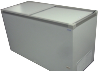 60.5″ Sliding Lid Chest Freezer