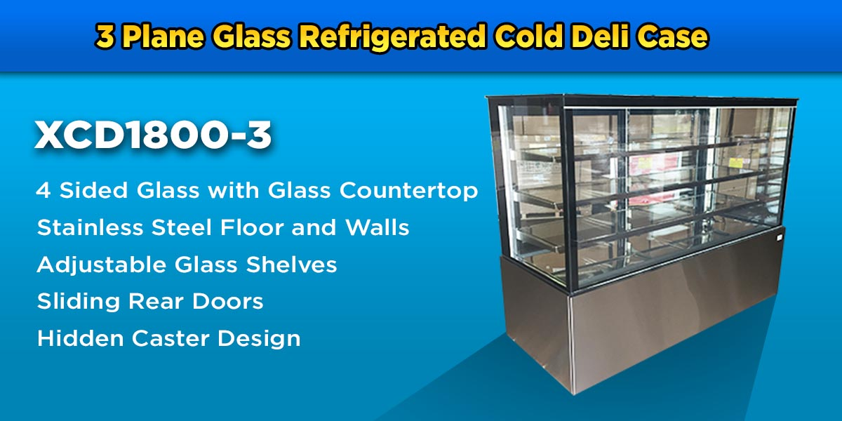 71″ Curve Glass Top Sliding Lid Ice Cream Display Freezer FTHG-9SGI