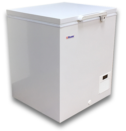 Elcold 28″ Solid Flip-Lid Storage Freezer. Low Temp (UNI-11)