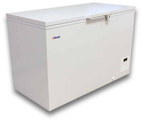 Elcold 51″ Solid Flip-Lid Storage Freezer. Low Temp (UNI-31)